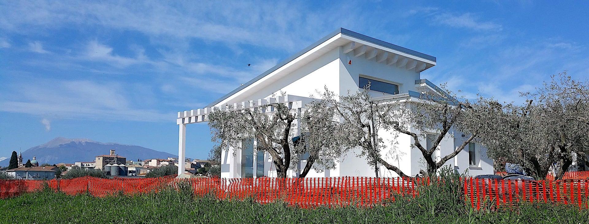 Villa Prefabbricata