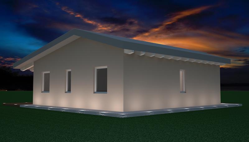 Villa Prefabbricate di Lusso0File