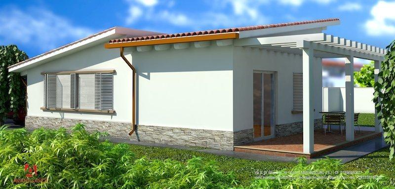Villa Prefabbricate di Lusso11File