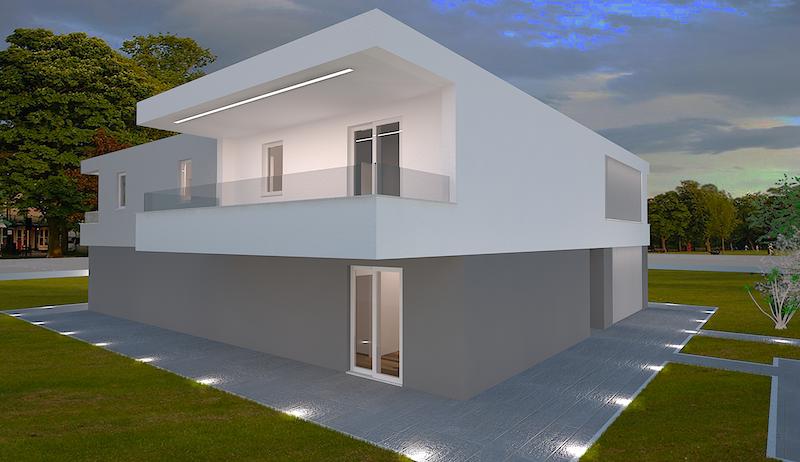 Villa Prefabbricate di Lusso14File