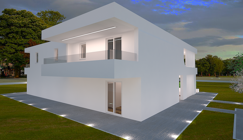 Villa Prefabbricate di Lusso15File