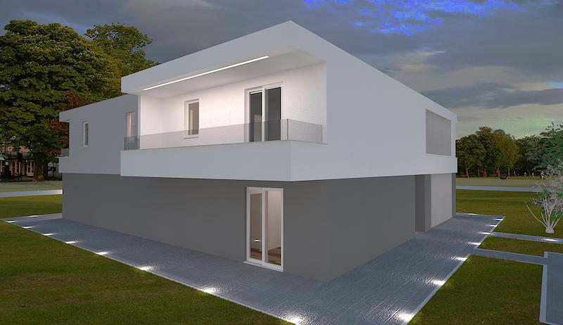 Villa Prefabbricate di Lusso1File