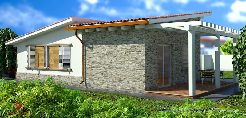 Villa Prefabbricate di Lusso2File