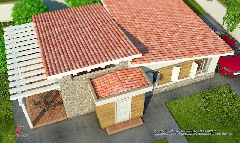 Villa Prefabbricate di Lusso3File