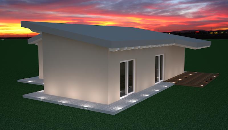 Villa Prefabbricate di Lusso4File