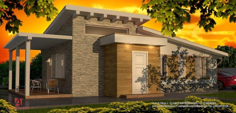 Villa Prefabbricate di Lusso5File