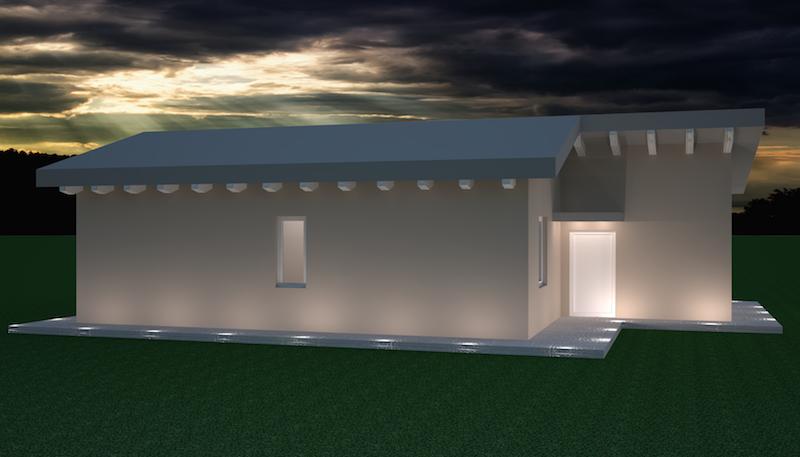 Villa Prefabbricate di Lusso6File