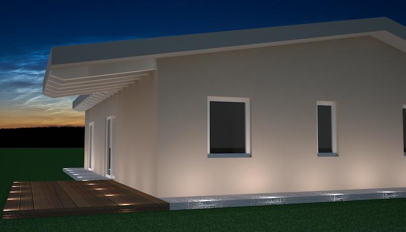 Villa Prefabbricate di Lusso8File