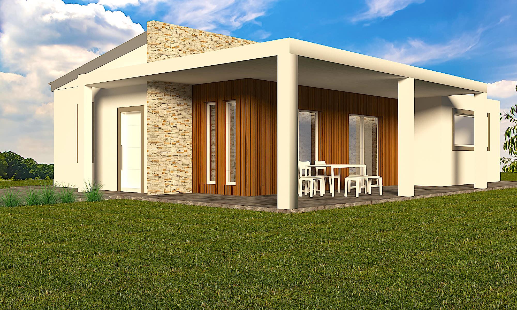 progetti case legno
