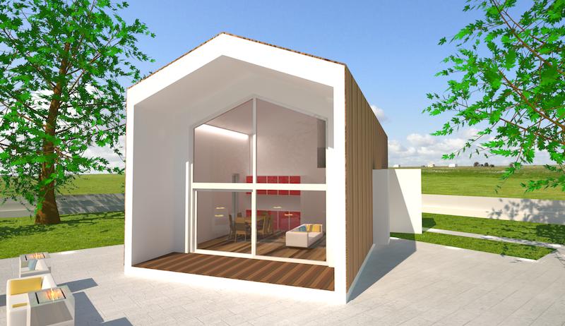 Case Di Legno Prezzi Da 1450 Mq Casa Moderna In Legno Maria