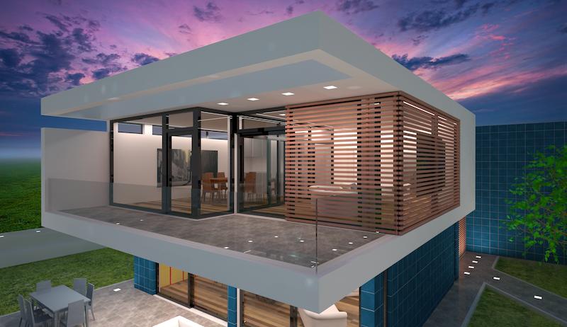 Gallery avantgarde construct luxury case prefabbricate for Case di legno confronta prezzi