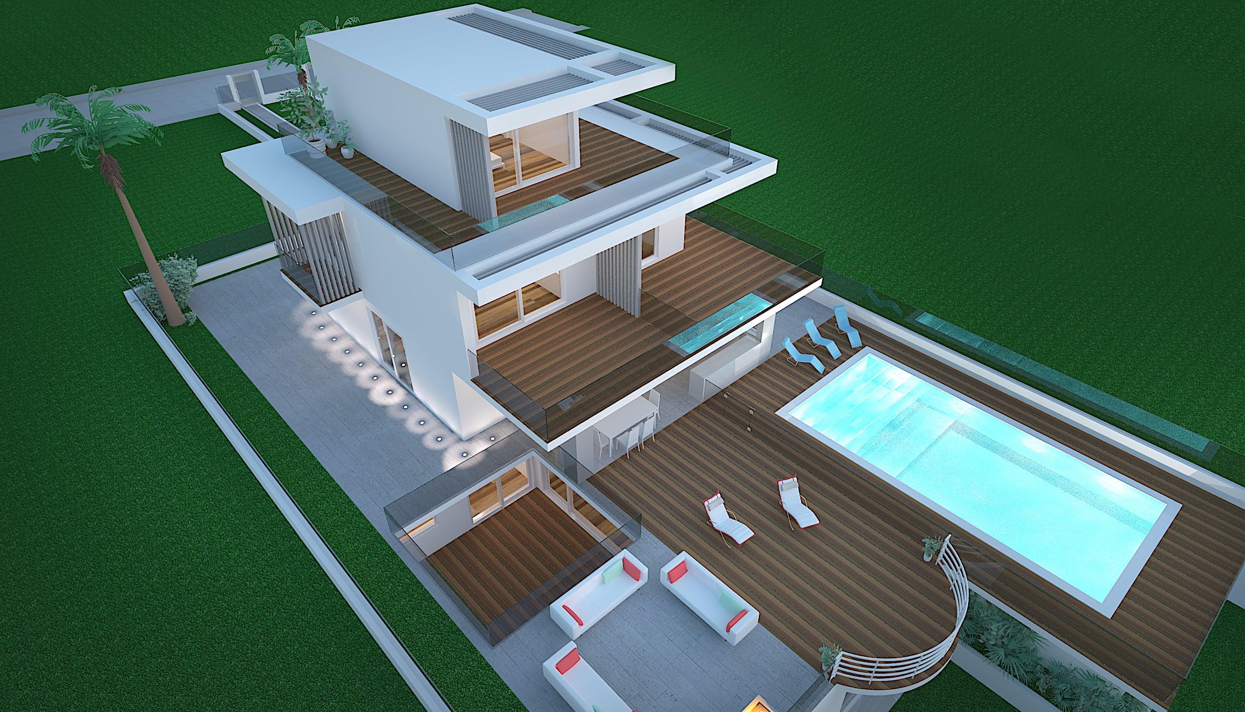 Good mediamente i prezzi delle case in legno per il grezzo for Modelli di case italiane