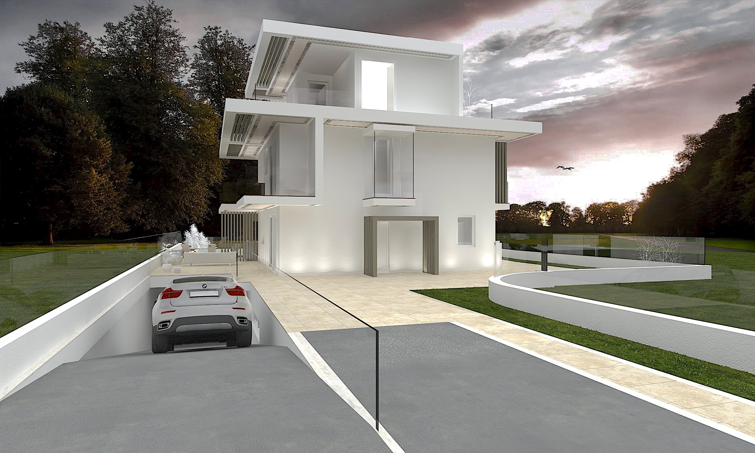 Villa Anastasia -Villa Prefabbricata di Lusso