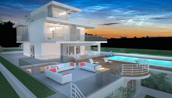 Interni Moderno Interni Case Prefabbricate In Legno.Case In Legno Prefabbricate Avantgarde Construct Luxury