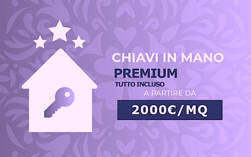 case prefabbricate premium prezzi chiavi in mano