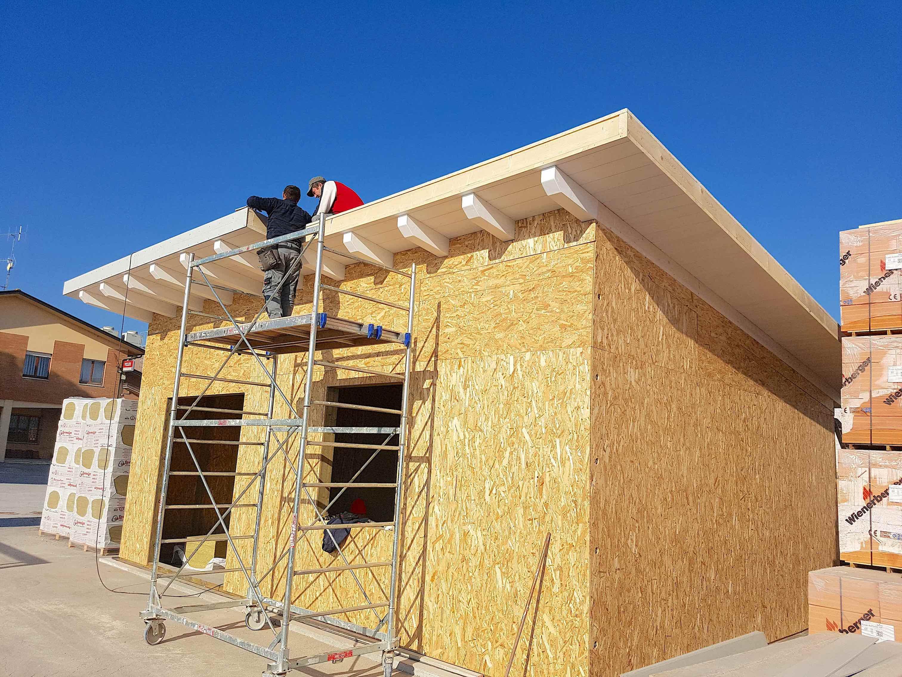Case prefabbricate in legno prezzi imbattibili for Case in legno costi