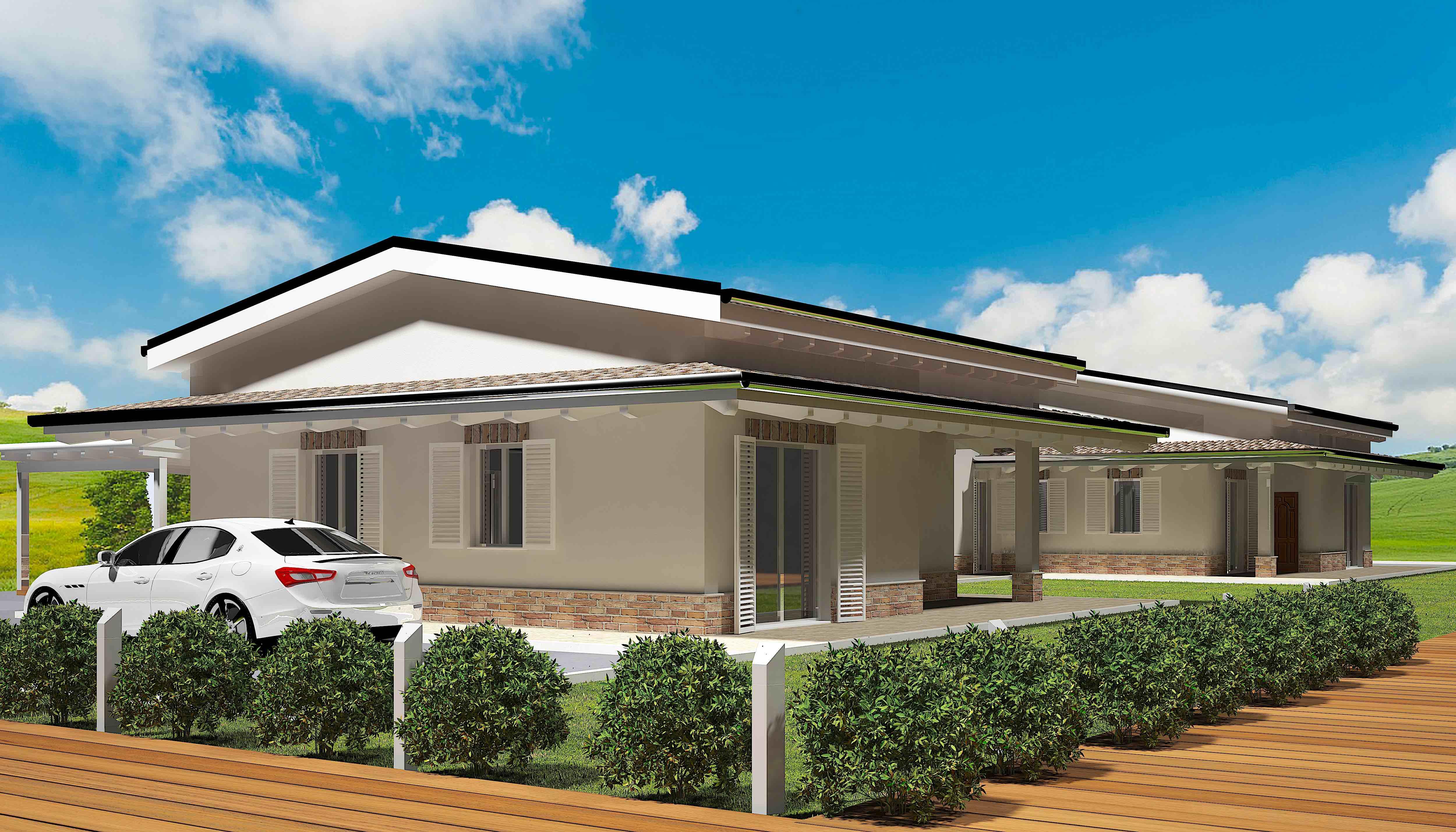 Casa Prefabbricata Prezzo : Case in legno prefabbricata prezzo chiavi in mano da u ac mq