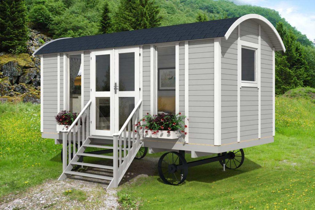 Come si vive in una casa mobile