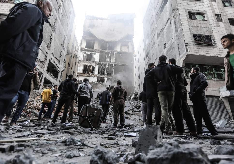 L'architetto che vuole ricostruire Gaza in maniera sostenibile