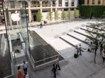 L'Apple Store di Milano